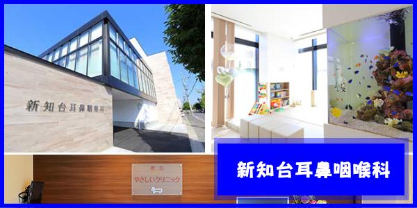 新知台耳鼻咽喉科(愛知県知多市の耳鼻咽喉科)